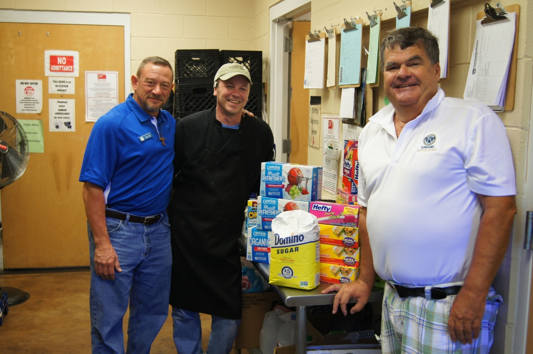 Delivery -- Community Kitchen of Myrtle Beach -- September 2018 Service Project.JPG